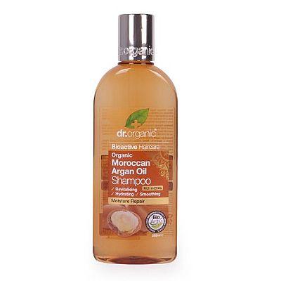 Dr Organic Moroccan Argan Oil Shampoo, 265ml £5.99